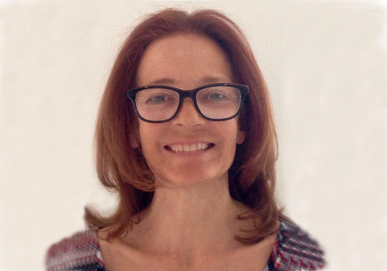 Joanna, english teacher